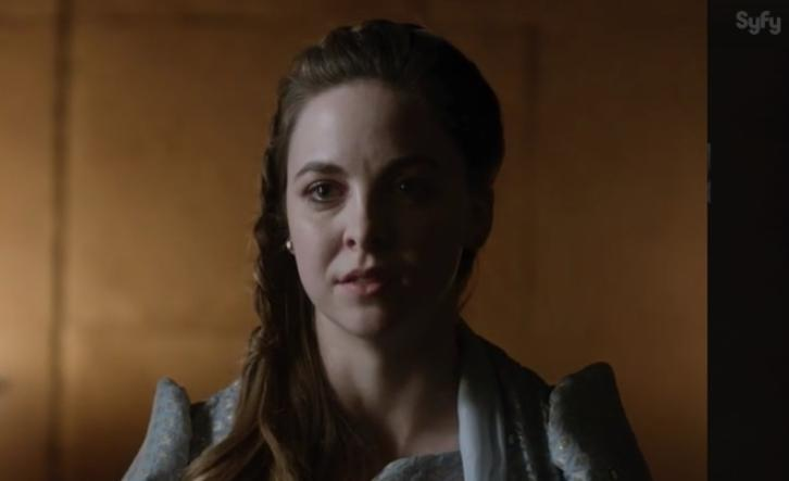 The Magicians - Season 3 - Trevor Einhorn and Brittany Curran Promoted to Series Regulars