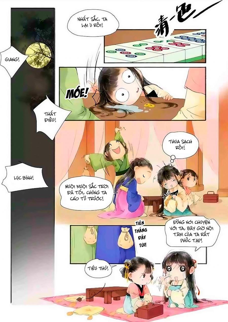 Nhà Ta Có Tiểu Thiếp chap 3 - Trang 8