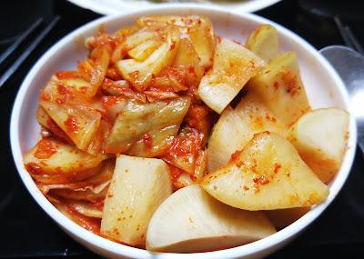 Kimchi Makanan Korea yang Mirip Masakan Indonesia Asinan Sayur