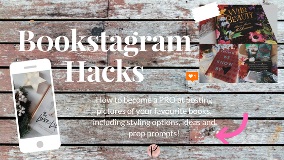 Bookstagram Hacks #1 | How To Become A PRO at Instagram