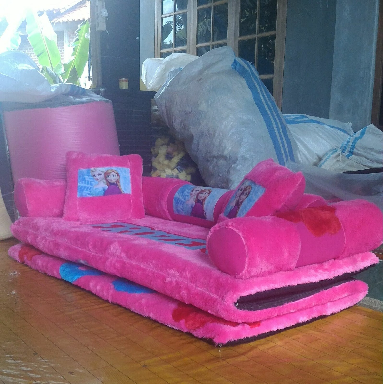 Jual Sofa Bed Rasfur Gambar Car Di Tuban