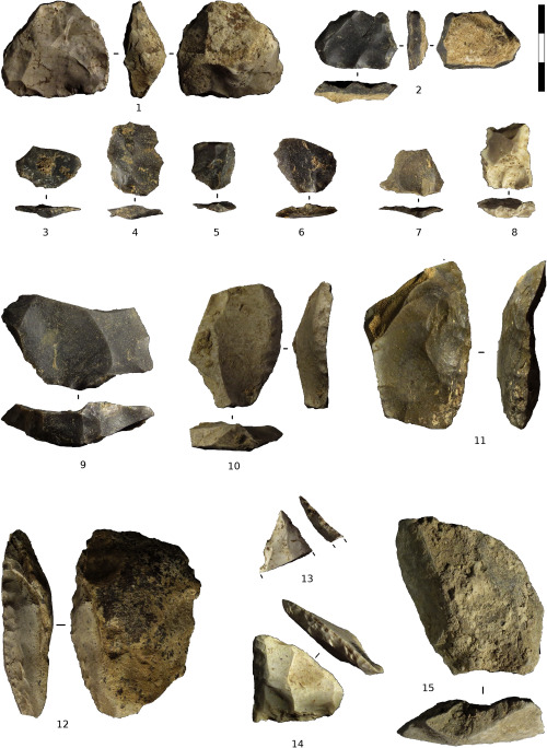 Late Neanderthal shell fishers in the Cantabrian coast