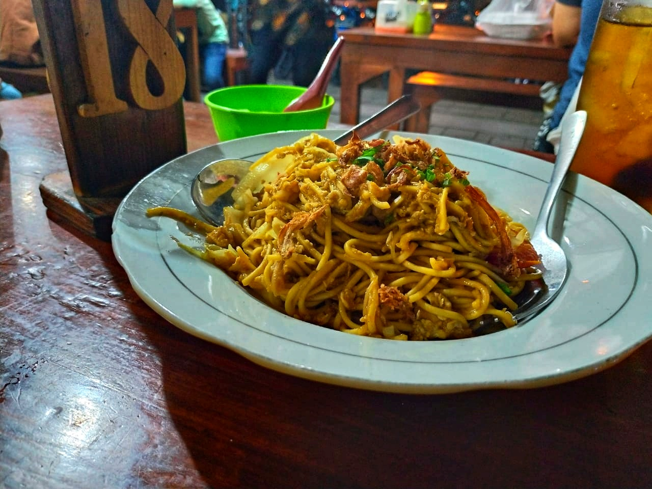Bakmi Jogja Gending Sari Sidoarjo : Akhinya Bisa Makan Masakan Jawa Tengah Lagi Di Perantauan