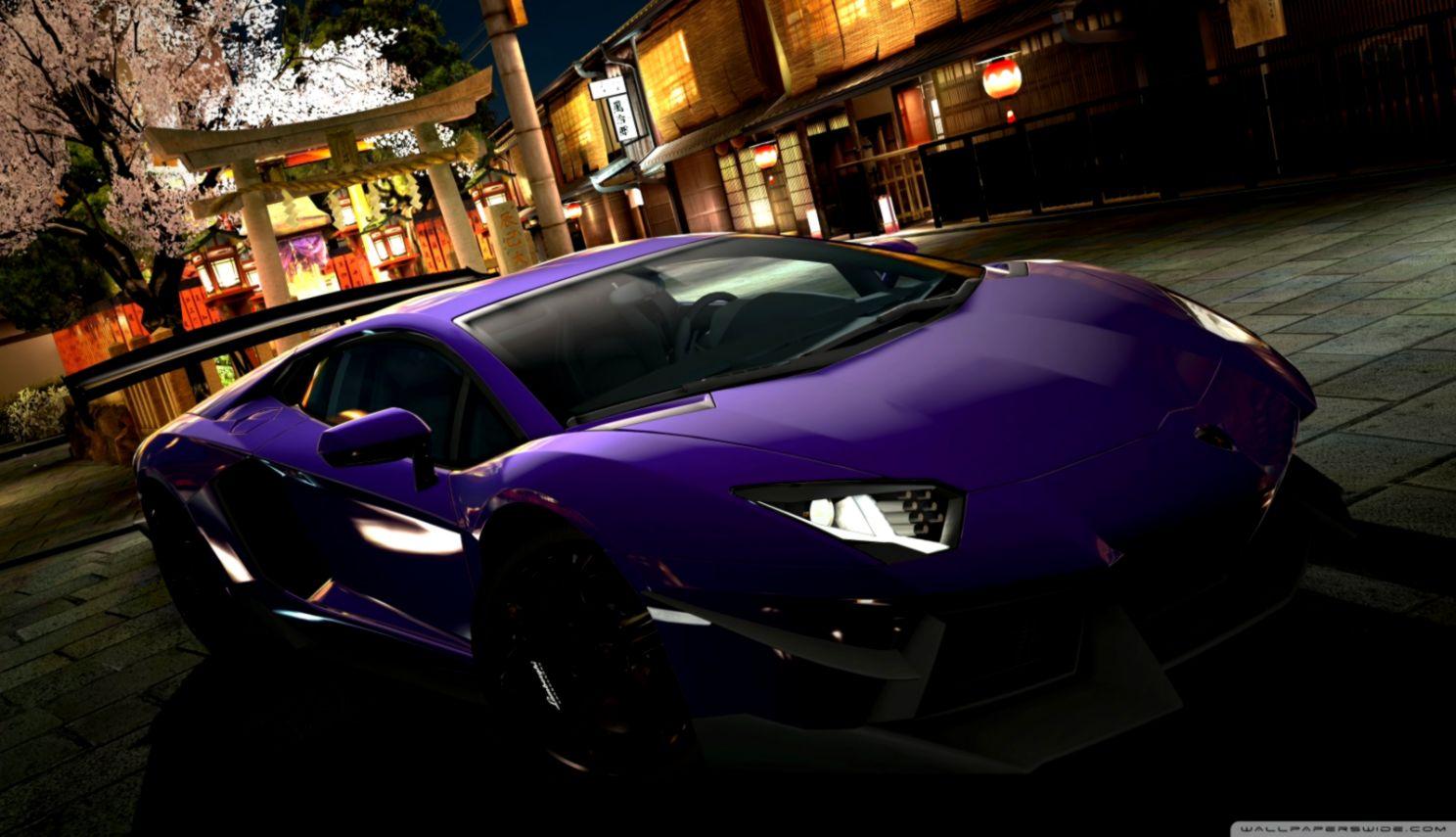 Lamborghini Aventador Wallpaper Hd Widescreen Wallpapers