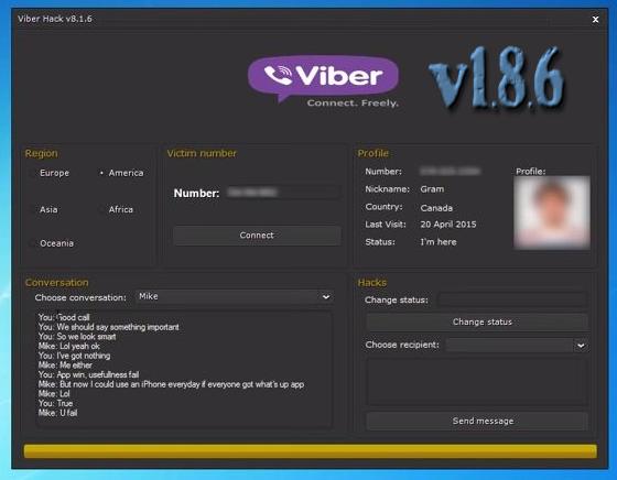 viber hack suite free download