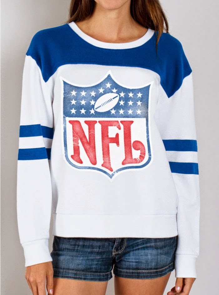 NFL Shield Sweatshirt