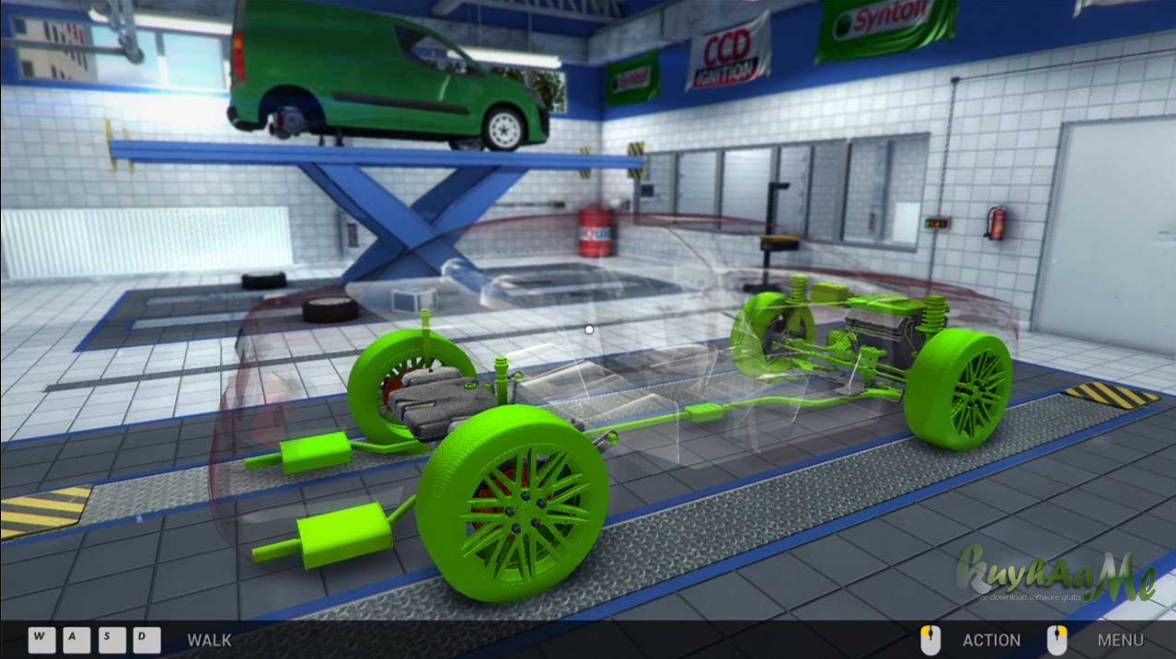 Car Mechanic Simulator 2014: Complete Edition