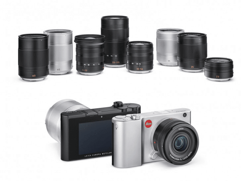 Leica Launches TL2 Mirrorless Camera With Improved 24 MP APS-C Sensor