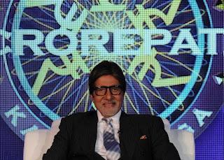 Amitabh Bachchan's Photos of KBC - Kaun Banega Crorepati