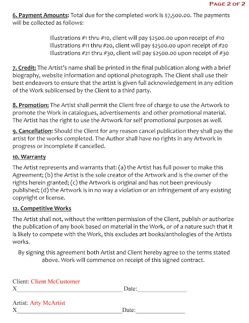 Recording Artist Management Contract Sample Best Resumes - sample artist contract template