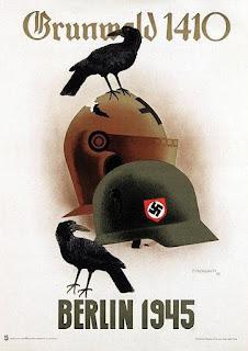 "CARTEL ""GRUNWALD-BERLIN"" BELLUMARTIS HISTORIA MILITAR"