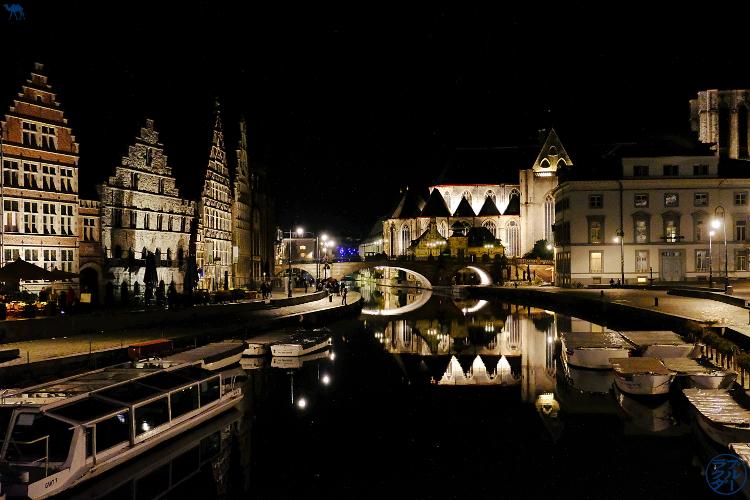 Le Chameau Bleu - Blog Voyage Gand Belgique - Gand