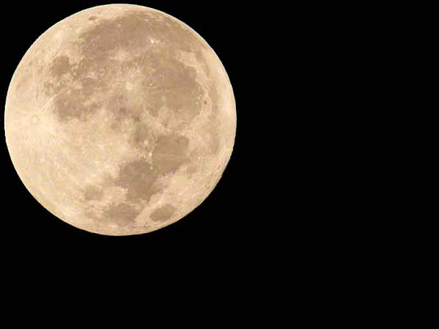 astronomy, moon, summer, Okinawa