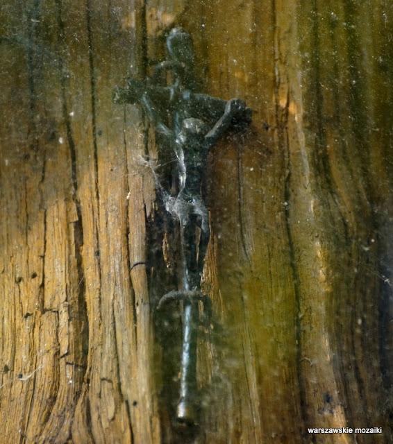 krzyż Ursynów Natolin aleja kasztanowa 1864