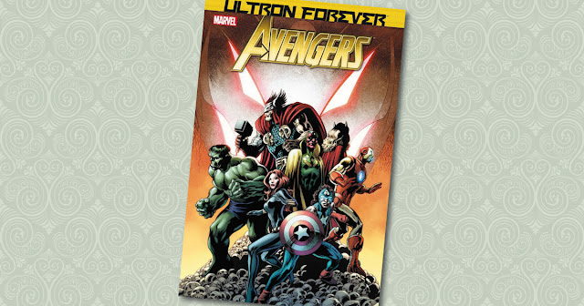 Avengers Ultron Forever Panini Cover