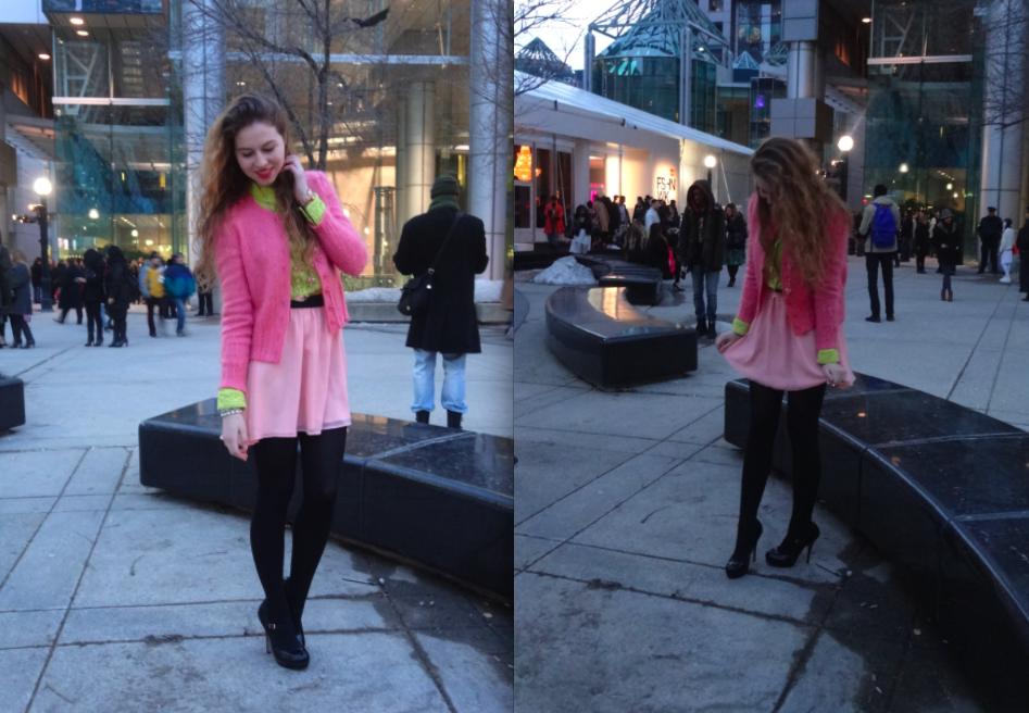 Annie Robinson, WMCFW, Annie Robinson Fashion Blogger