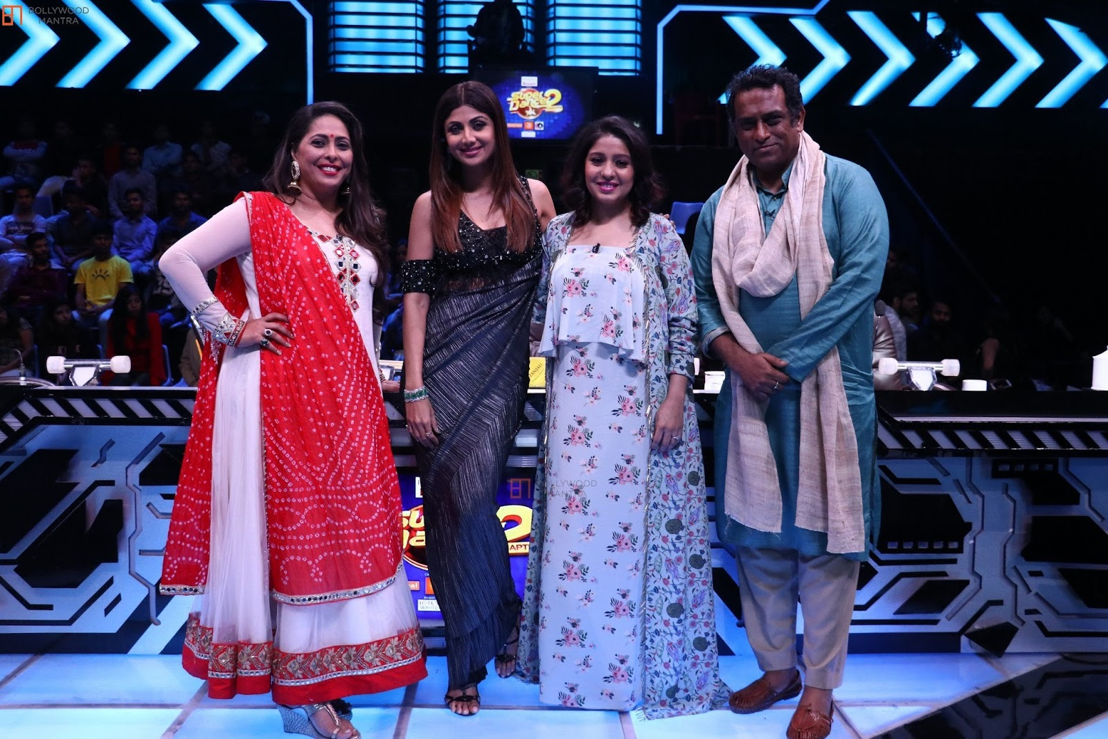 sunidhi chauhan in super dancer chapter 2 in 9 march 2018 episode