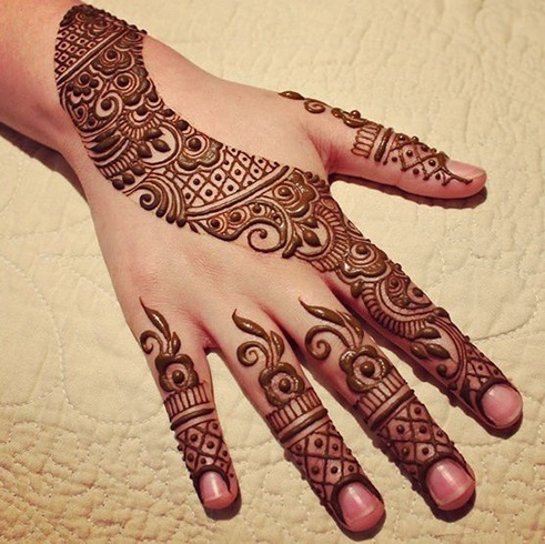 130 beautiful punjabi mehndi designs images 2018 simple mehndi designs for hands thecheapjerseys Image collections