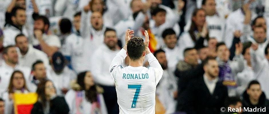 كريستيانو رونالدو يُودع جماهير ريال مدريد بـ رسالة