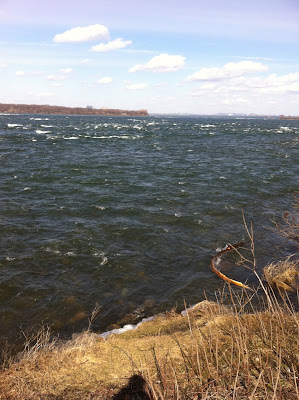 Lachine Rapids at Saint Catherine