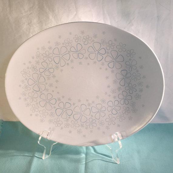 Fostoria Melmac Platter on Etsy