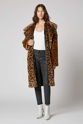 warm cozy long coat