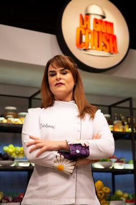Chef Danielle Dahoui - Divulgação