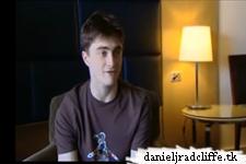 Daniel Radcliffe on JTV Australia