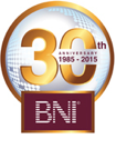We are a Chapter of BNI