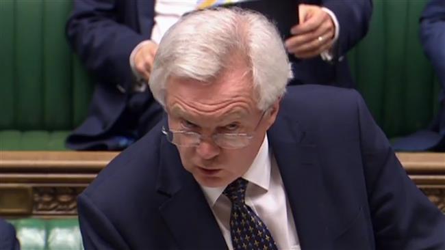 UK won't pay €100 billion to EU over Brexit: David Davis