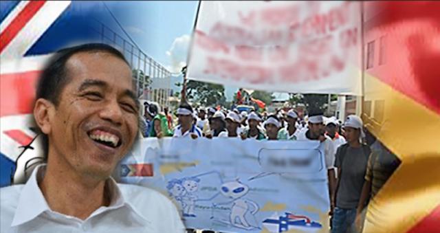 Desak Jokowi, Timor Leste Mengeluh Merasa Jadi Jajahan Australia