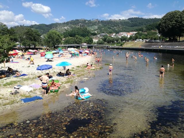 Praia Fluvial Arcos de Valdevez