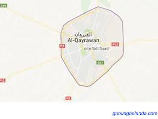 Apakah kota Kairouan berada di Tunisia?