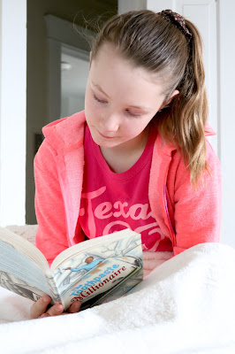 Reading aloud as a family with Sonlight is a ritual that grounds us in our homeschool. We are present and connected with our children when we read to them. In fact, reading aloud is one of the best uses of my time while homeschooling my kids.