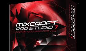 Accoustica Mixcraft Pro Studio v7.7.311 Full keygen 32&64bit