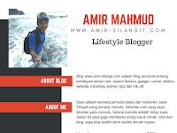 Contoh Portofolio Blogger untuk Anda Pemburu Job Review dan Content Placement