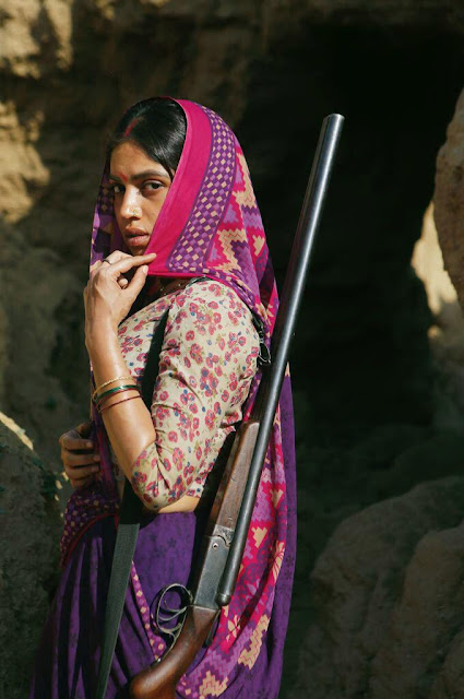 Bhumi Pednekar Looks, Images in Song Chiriya Movie, Son Chiriya Movie Latest Images & Wallpapers