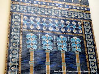 Puerta de Ishtar de Babilonia - Museo Pergamo - Berlín - Pergamon museum
