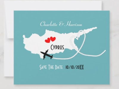 Cyprus save the date