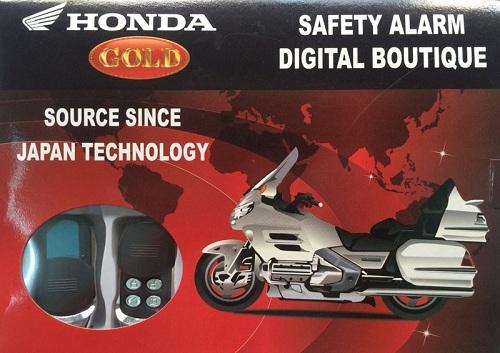 Khóa chống trộm xe máy Honda Gold