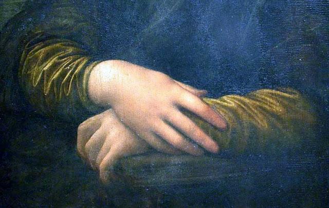 tangan monalisa