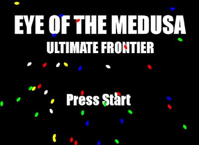 Eye Of The Medusa, Ultimate Frontier par Captain Dreamcast Eye