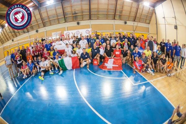 Όλα έτοιμα για το Loutraki Global Volleyball Cup 2018!
