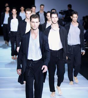7e2506c4d Moda Hombres: Tendencias de moda verano 2012 para él