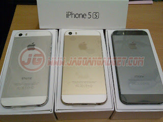 Jual iPhone 5S BM Gold, Silver dan Grey