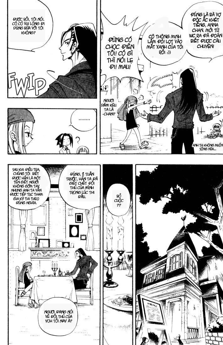 Shaman King [Vua pháp thuật] chap 39 trang 11