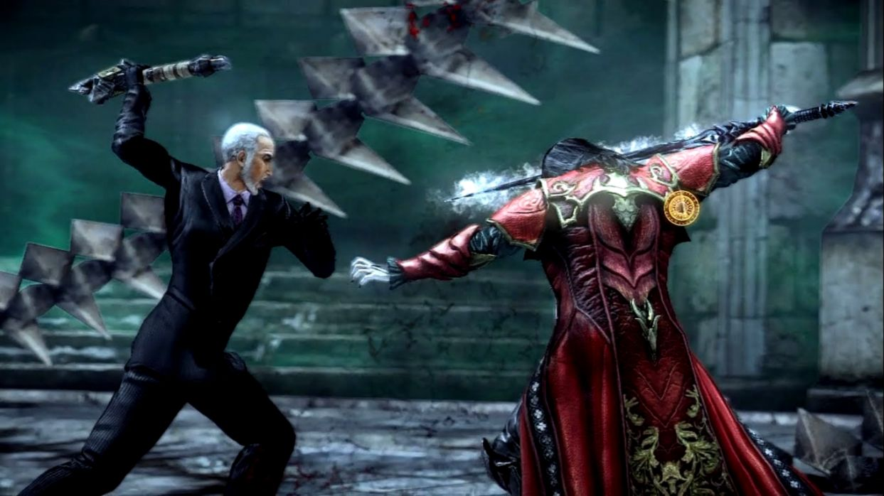 Game Castlevania Lords Of Shadow 2 Wallpaper Hd Wallpapers Plus