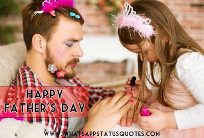Happy Father's Day 2017 Wishes: from Daughter & Son for Daddy