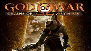 God of war Chains of Olympus V1.0.1 Apk Game PSP For Android