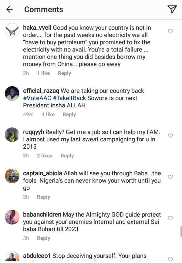 Stella Dimoko Korkus com: President Buhari Says Nigeria Is Now